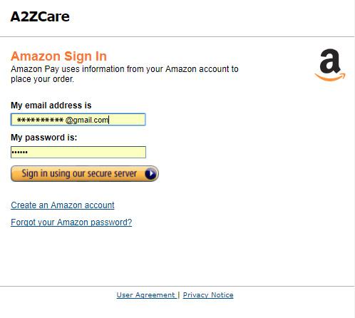 Amazon Pay (S2)