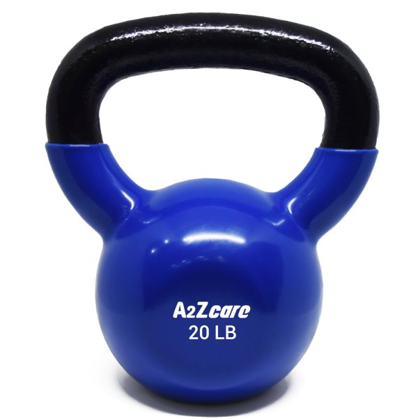 a2zcare vinyl coated kettlebell weights kettle bell kettle ball 5lbs 10lbs 15lbs 20lbs 25lbs 30lbs 35lbs (4)