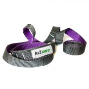stretch strap stretching strap stretch out strap strap for yoga green purple