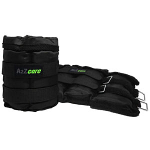 a2zcare ankle weights leg weights adjustable ankle weights 1lb 2lb 3lb 4lb 5lb 6lb 8lb 10lb